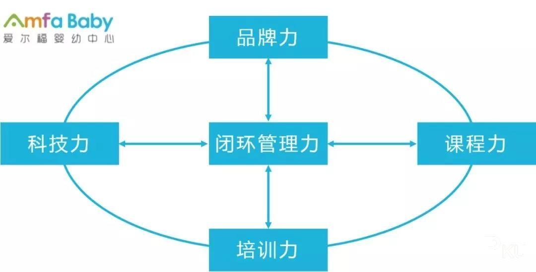爱尔福五力模型