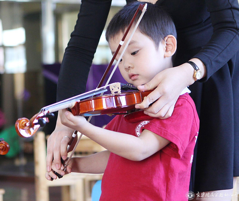京学附属实验幼儿园音乐课程