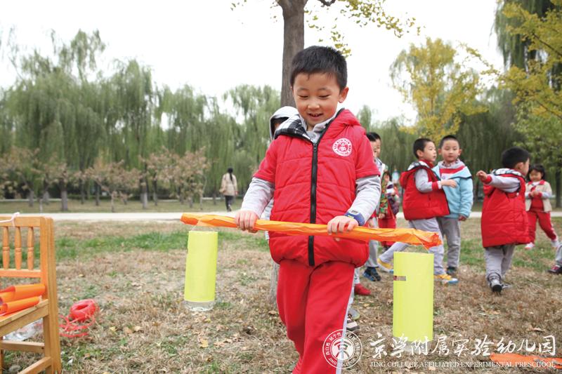 京学附属实验幼儿园体育课程