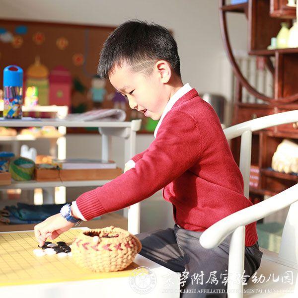 京学附属实验幼儿园学生